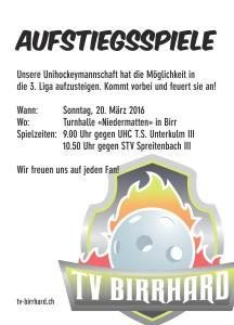 Fyler Unihockey